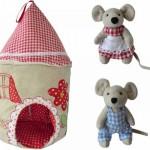 Powell Craft Gadehuis muis huisje