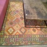Kelim tapijt voorbeeld 2