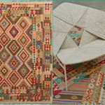 Kelim tapijt voorbeeld