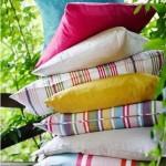Linum textiel kussens